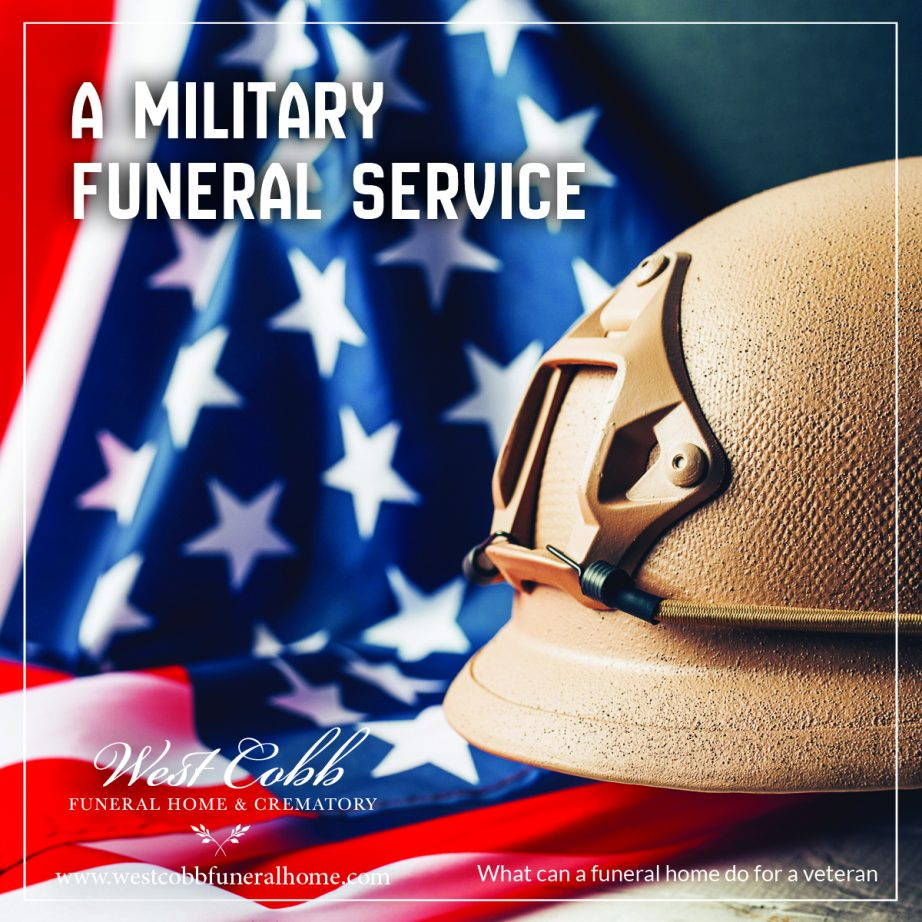 A Military Funeral Service