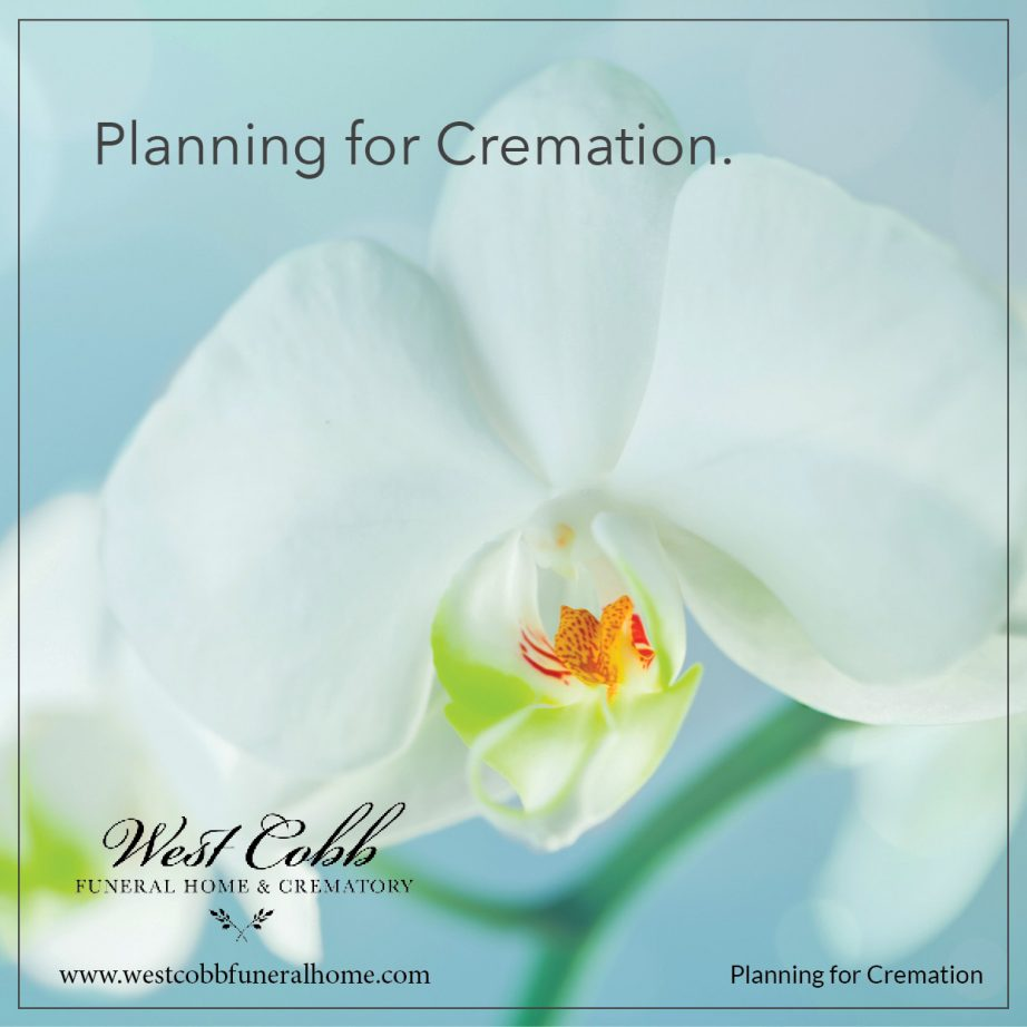 Planning for Cremation