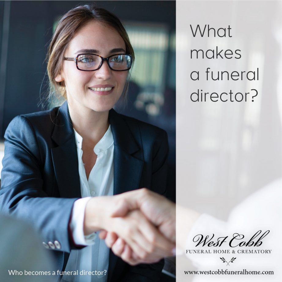 Who Becomes a Funeral Director?