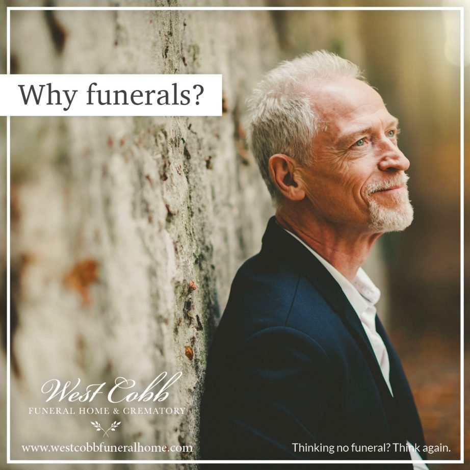 Thinking no funeral? Think again.