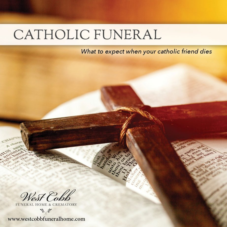 What to expect when your Catholic friend dies.